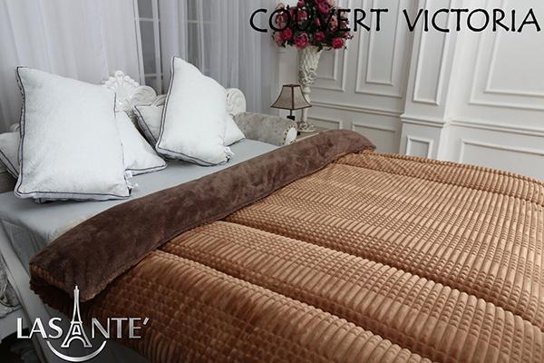 Victoria Marronest devenu un produit de couverture à succès pour l'hiver à partir de 2015. Les couvertures molletonnées sont peu coûteuses sur le marché, mais pour Lasante